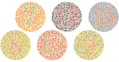 green color blindness test types of blindness and low vision lighthouse