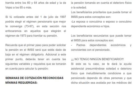 como se calcula el imss con salario topado 191 c 243 mo se calcula la pensi 243 n del imss con la ley 73