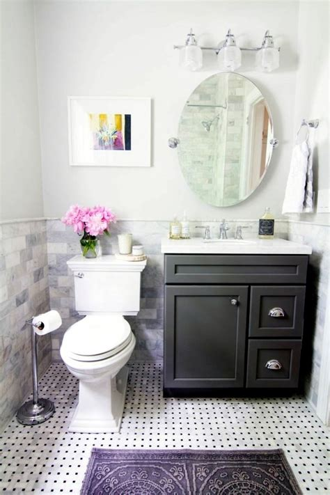 How To Make Bathroom Look by Small Bathroom Tile Bright Tiles Make Your Bathroom