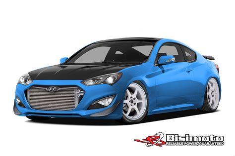 1 000hp Hyundai Genesis Coupe By Bisimoto Engineering