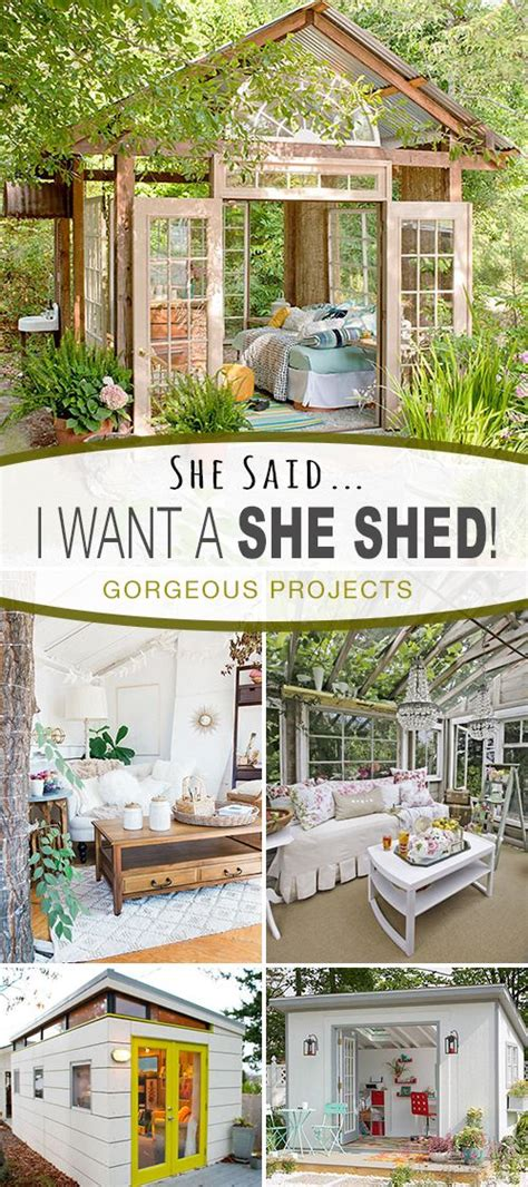 how to build a she shed best ideas for diy crafts she said i want a she shed