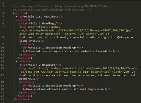 template of html5 exploring an html5 exle document coding