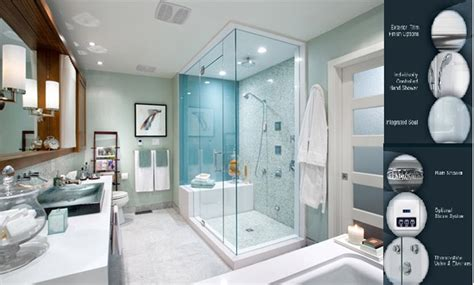 Steam Showers Residential Steam Showers Steam Shower Units Bathroom Steam Room Shower