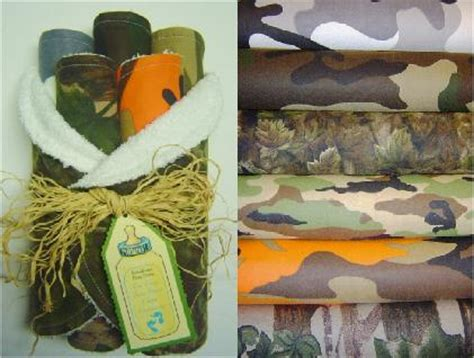 camo baby shower gifts camo burp cloths affordable baby shower