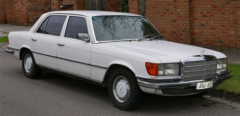 Mercedes Benz W116 Wikipedia