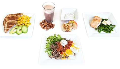 carbohydrates 2500 calorie diet what does 2 500 calories look like