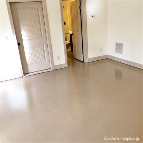 painting concrete basement floor 25 best ideas about painted concrete floors on