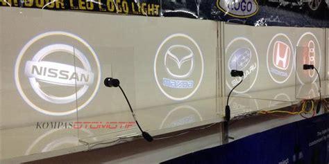 Proyektor Xxi proyektor led logo untuk kabin mobil kompas