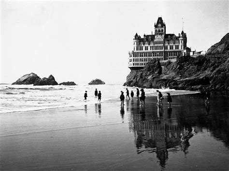 cliff house sf the curious history of the house on a cliff