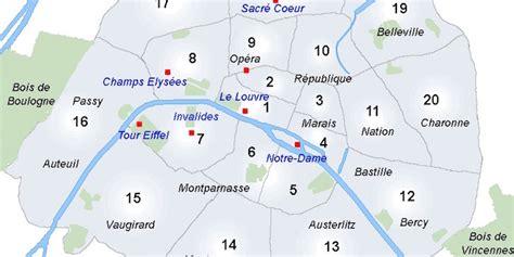 paris sections the paris neighborhoods paris insiders guide