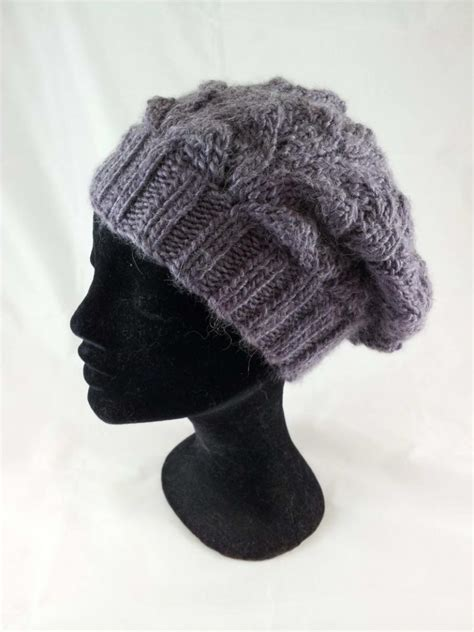 Modele Bonnet Tricot