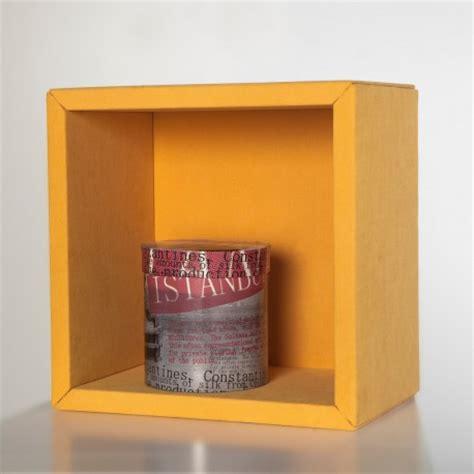 cubo arredo fabric mensola cubo per arredo a muro in legno e tessuto