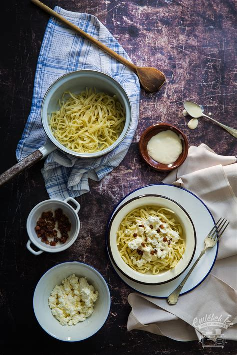 How Does Cottage Cheese Taste by Hungarian Home Made Pasta With Cottage Cheese Taste Of