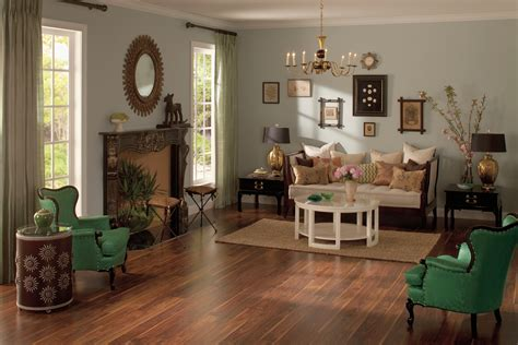 Decorating With Green? How Do You Choose the Right Floor