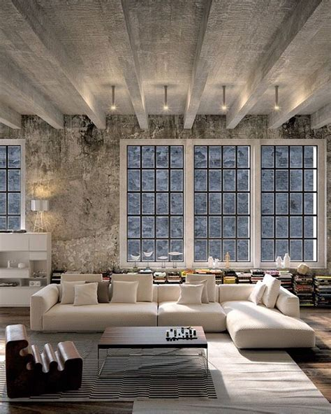 loft living room best 25 urban loft ideas on pinterest loft house