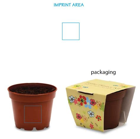Planter Kits by Usa Made Planter Kits Sizes Eco Promotional