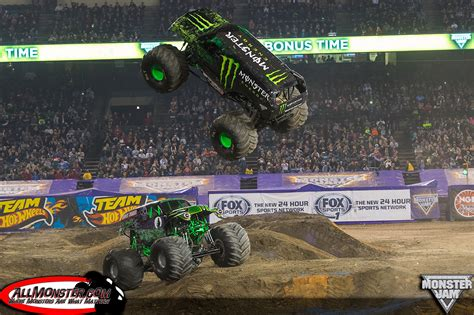 monster truck show in anaheim anaheim california monster jam february 7 2015