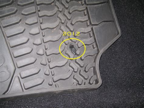 floor mat anchors help