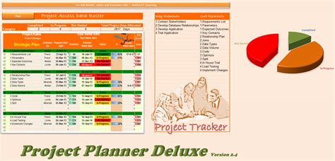 kpi template excel calendar monthly printable