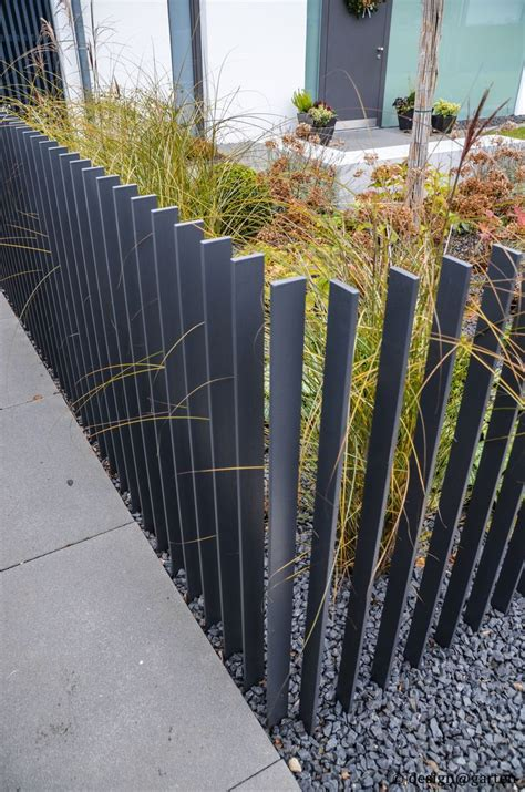 Contemporary Garden Fencing Ideas 25 Best Ideas About Fence Design On Pinterest Backyard Fences Contemporary Fencing And Gates