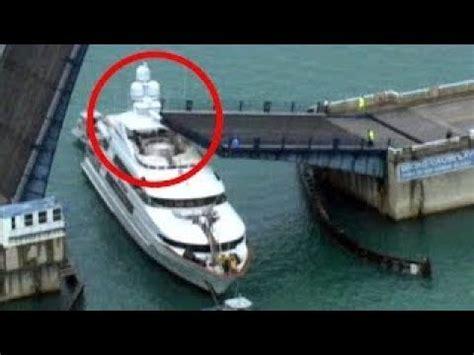 worst boat fails big ship vs bridge compilation crazy boat crashes 2017
