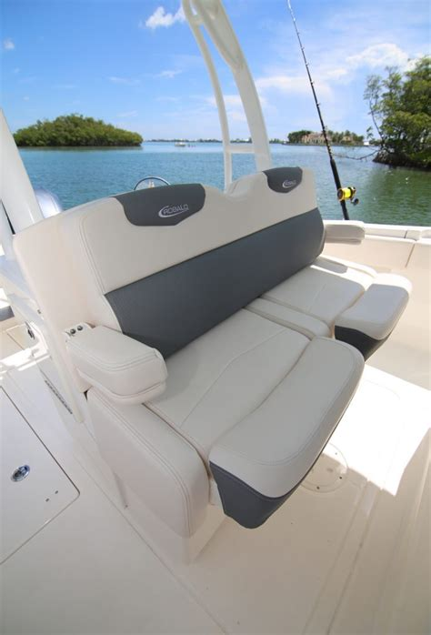 robalo boat battery boat review robalo r302 florida sportsman