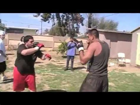 backyard mma fights ralph vs roy backyard mma fighting youtube