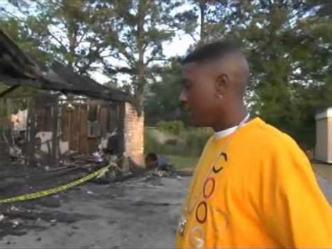 Lil Boosie Mom S Old House Burns Down Youtube