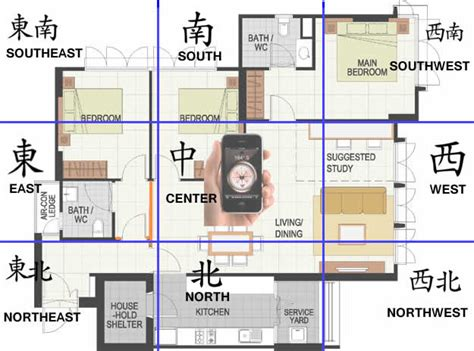 feng shui floor plans how to find your feng shui wealth areas 5 popular methods feng shui nexus