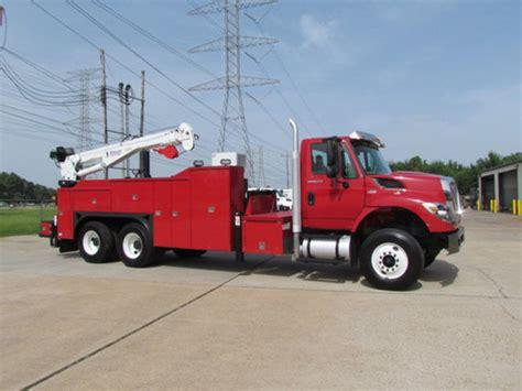 boat mechanic houston tx international 7400 service trucks utility trucks