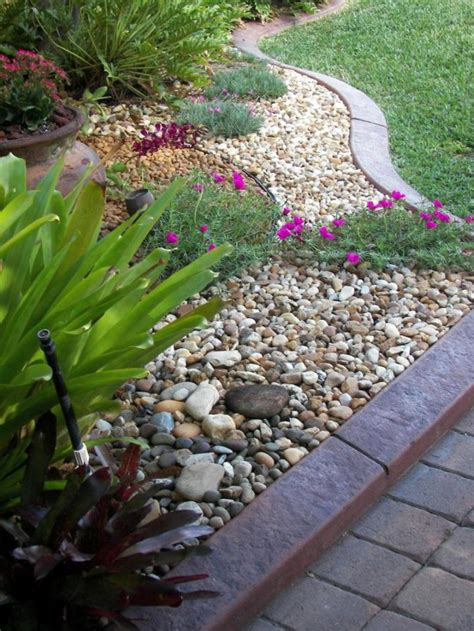 18 Simple And Easy Rock Garden Ideas Landscaping Small Garden Ideas