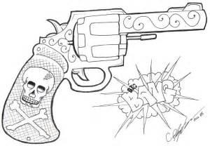 gun tattoos designs and ideas page 12