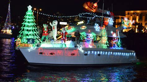 san diego bay parade of lights san diego bay parade of lights announces theme for 45th