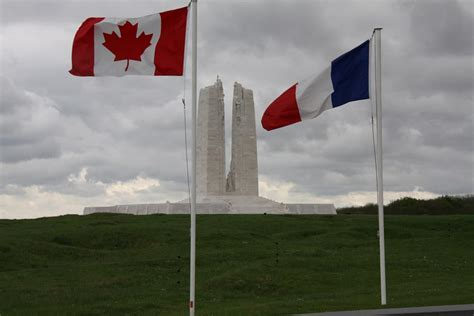 Student history tours the 100th anniversary of the battle of vimy