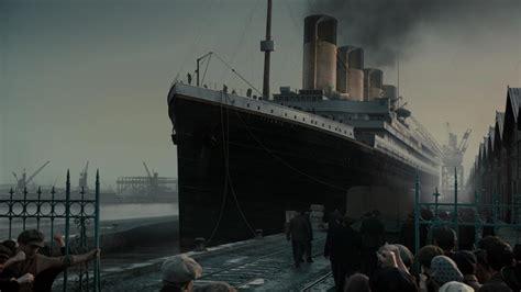 film titanic untergang titanic spin vfx
