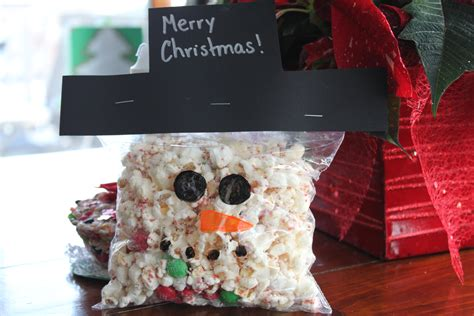 teachers gifts ideas using popcorn just b cause