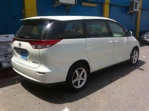 Toyota Privia 2010 Toyota Previa For Sale Gasoline Ff Automatic For Sale