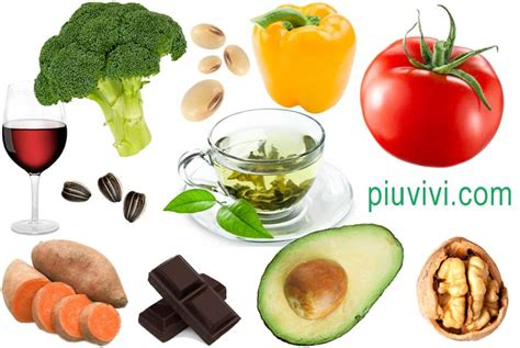 alimenti pelle alimenti e bevande per migliorare la pelle