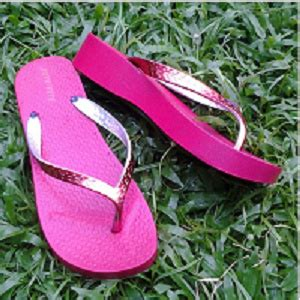 Wedges Jelly Tutul Bara Bara jual jelly sandal jepit bara bara wedges all you can