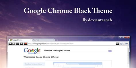 theme google chrome stitch google chrome black theme temingbar