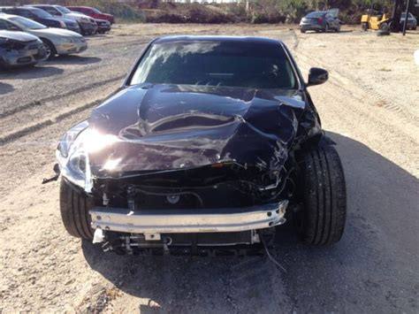 2012 nissan 370z rebuildable repairable for sale