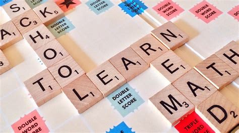 learn scrabble six board to help you learn