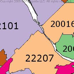 virginia zip code map falls church va zip code map zip code map