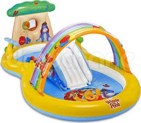 Intex Swim Ring Winnie The Pooh 1108 intex winnie the pooh play center 57136 skroutz gr