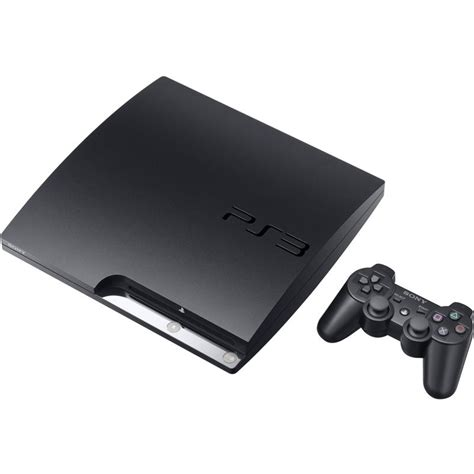 ps3 console 120gb discontinued sony playstation 3 slim 120gb console