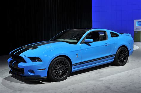 mustang shelby gt500 2013 photo gallery 2013 shelby gt500 at the l a auto show