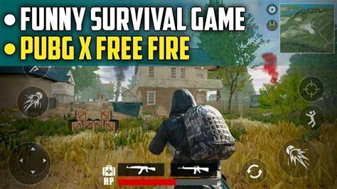 fire survival battleground android gameplay pubg