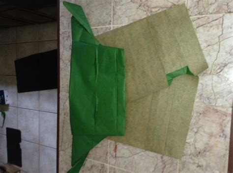 Origami Yoda Costume - costume deluxe yoda origami yoda