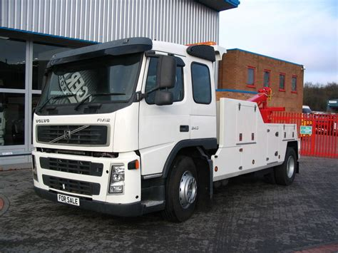 volvo heavy vehicles volvo fm12 340 with nrc9515 sv3673 heavy recovery