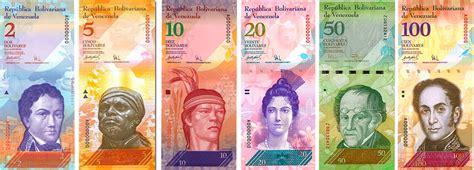 imagenes billetes venezuela actuales los billetes cuentan la historia de la inflaci 243 n en venezuela